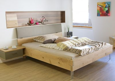 Innenausbau-Schlafzimmer
