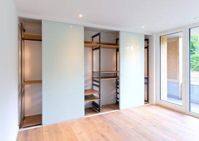 Innenausbau-Schlafzimmer-Schrank