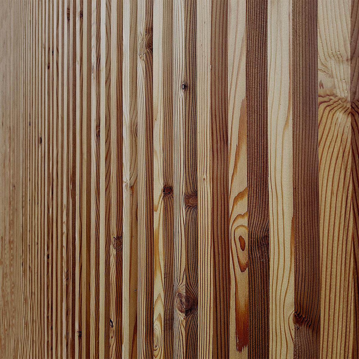 Holzlamellen